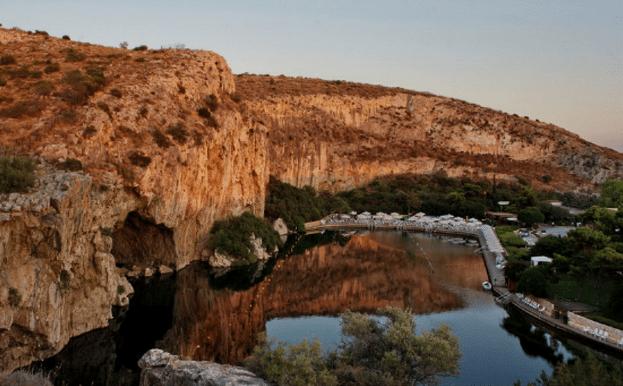 Vouliagmeni Lake – Athens Riviera