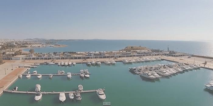 Sailing Athens Video Fi